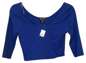 Wet Seal Classic Top Blue