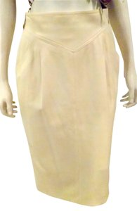 Karl Lagerfeld P680 Maxi Skirt YELLOW