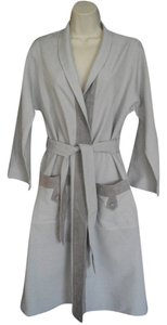 Lilli Ann Duster Long Kimono Style Trench Coat