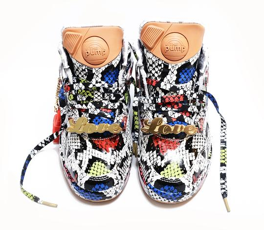 Melody Ehsani x Reebok Sneakers Pump Classics multi colored Athletic