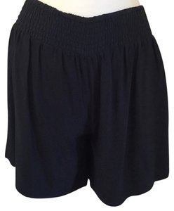 Saks Fifth Avenue Dress Shorts Blac