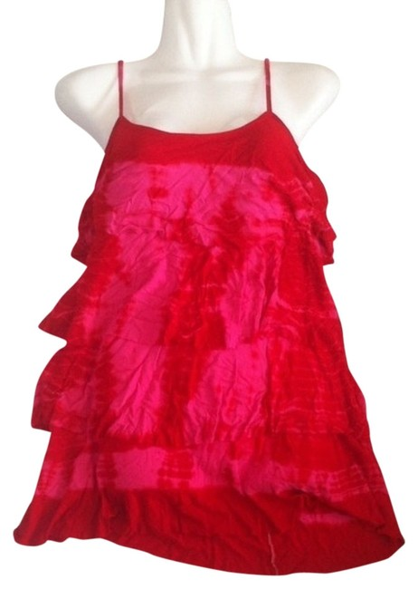 Preload https://item1.tradesy.com/images/victoria-s-secret-pink-and-red-spaghetti-straps-tunic-size-10-m-1031600-0-0.jpg?width=400&height=650