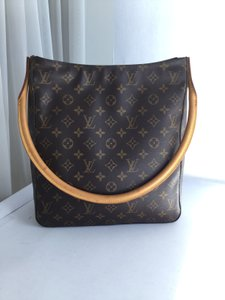 Louis Vuitton Tote Hobo Bag