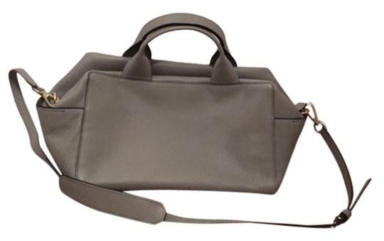 Preload https://item4.tradesy.com/images/reed-krakoff-track-lichen-gray-leather-satchel-10317013-0-1.jpg?width=440&height=440