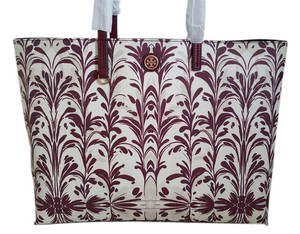 Tory Burch Open Tote in Multi-Color
