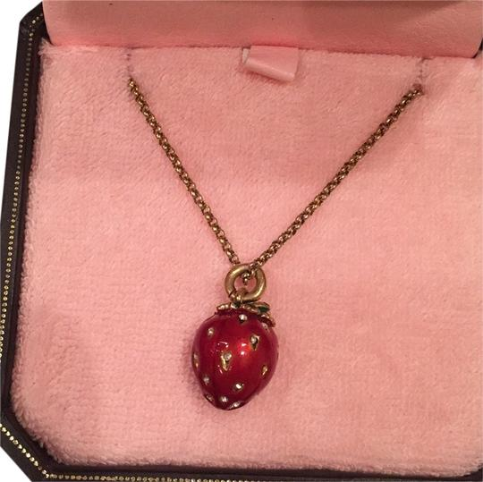 Preload https://item1.tradesy.com/images/juicy-couture-gold-with-red-and-green-strawberry-yrju1215-necklace-10317400-0-1.jpg?width=440&height=440