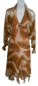 ANIMAL PRINT Maxi Dress by Ice Silk I.c.e