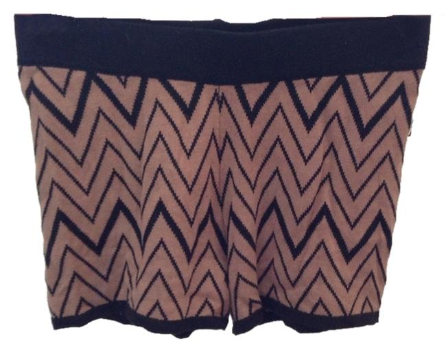 Item - Taupe/ Black Shorts Size 4 (S, 27)