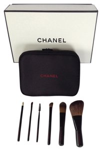 Chanel Chanel New! Collection of 6 Mini Brushes