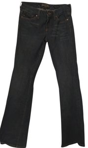 Seven7 7for All Mankind Straight Boot Cut Jeans-Medium Wash