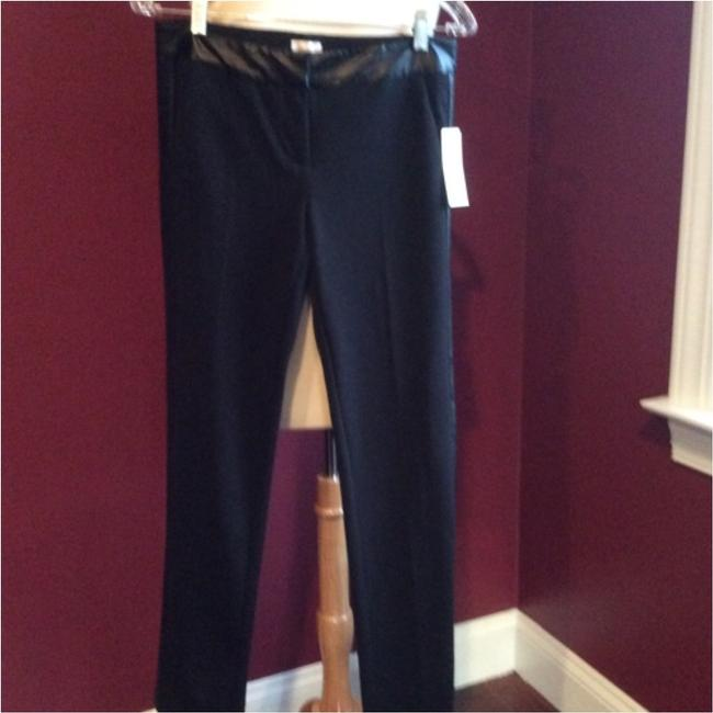 Laundry by Shelli Segal Straight Pants Blac