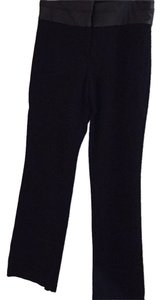Kate Hill Straight Pants Black