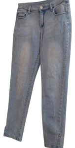 Cache Straight Pants Blue