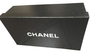 Chanel Like New! Shoes box.