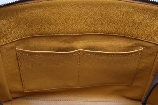 Louis Vuitton Tote in Yellow Image 10