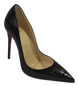 Christian Louboutin Kristali Black Pumps