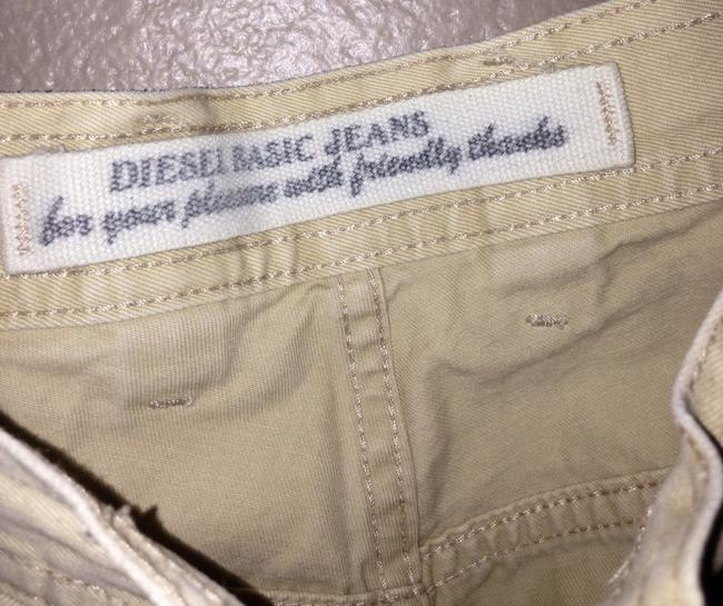 Diesel Straight Leg Jeans-Light Wash