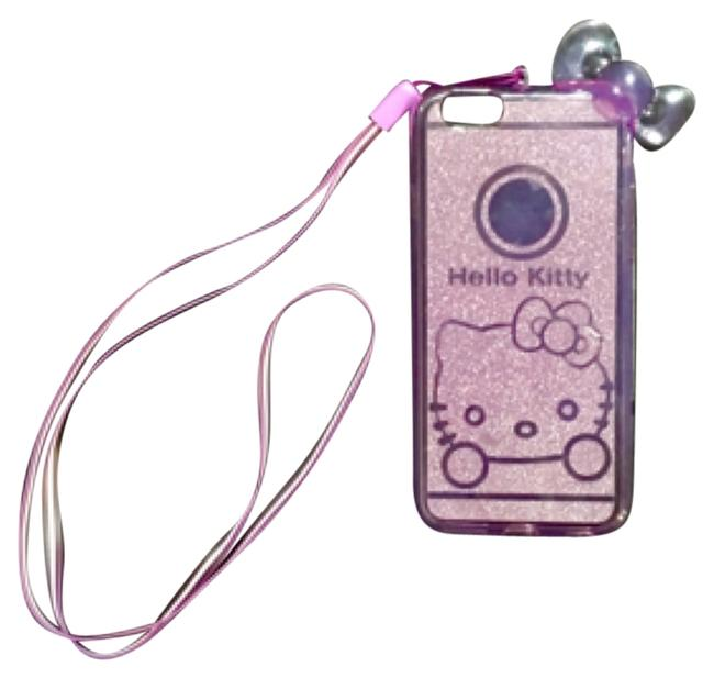 Item - Purple Iphone 6/6s Phone Case with Lanyard Tech Accessory