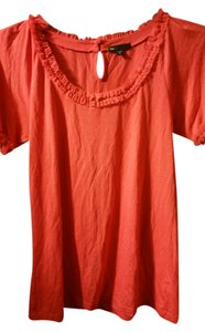Gap T Shirt red orange