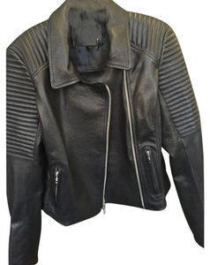 A.L.C. Blac Leather Jacket
