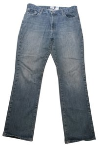 Calvin Klein Boot Cut Jeans-Light Wash