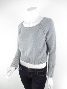 Athleta Crop Wool Blend Sweater
