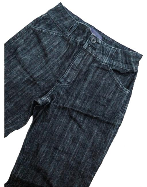 Preload https://item2.tradesy.com/images/nydj-dark-wash-blue-denim-unique-lift-tuck-stretch-not-your-daughter-s-flare-leg-jeans-size-31-6-m-10326271-0-1.jpg?width=400&height=650