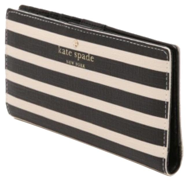 Item - Navy Striped Stacy New with Tags Wallet