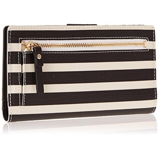 Kate Spade Kate Spade Navy Striped Stacy Wallet New With Tags Image 10