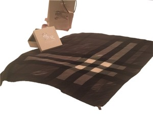 Burberry Burberry accordion check scarf