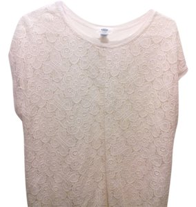 Old Navy Top Ivory