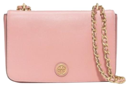 Preload https://item4.tradesy.com/images/tory-burch-robinson-adjustable-shoulder-pink-cross-body-bag-10328338-0-1.jpg?width=440&height=440