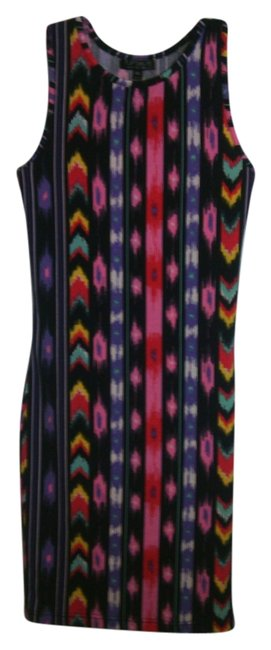 Preload https://img-static.tradesy.com/item/10328629/topshop-multi-colored-black-womens-sleeveless-mini-night-out-dress-size-2-xs-0-1-650-650.jpg