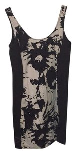 Black & white Maxi Dress by Volcom