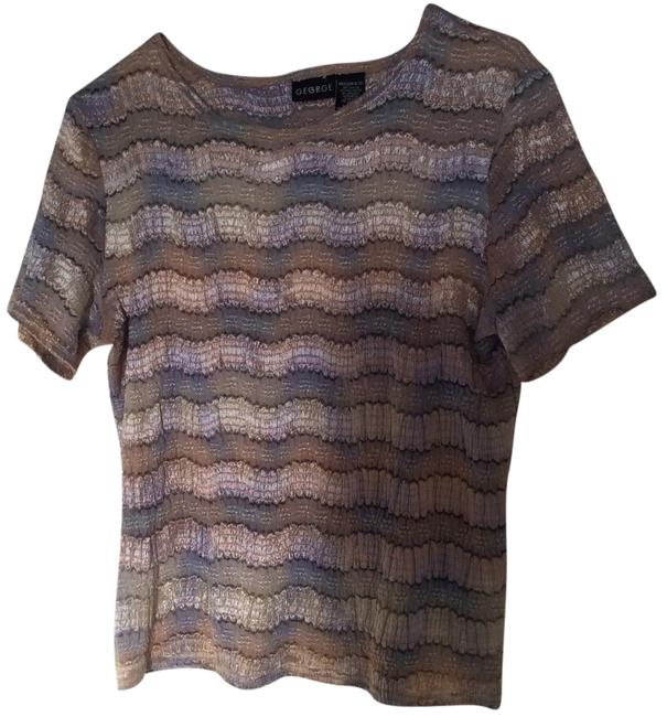Preload https://item3.tradesy.com/images/george-multi-metallic-night-out-top-size-8-m-10329247-0-1.jpg?width=400&height=650
