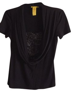 Catherine Malandrino New And Unworn Without Tag Top Black