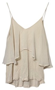 Sparkle & Fade Top Ivory