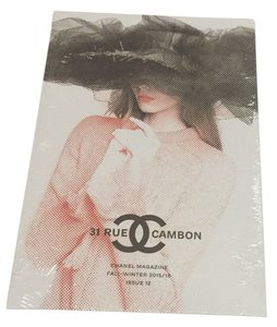 Chanel Chanel Magazine Fall Winter 2015 2016 Issue 12 Sealed