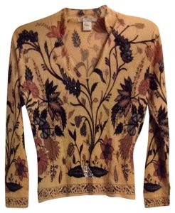 Alberto Makali T Shirt Butterscotch Multi