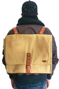 Levi's Leather Backpack