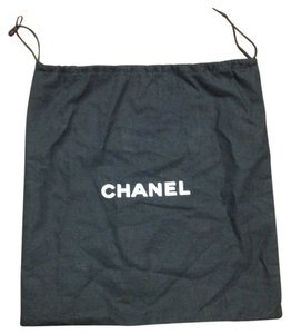 Chanel Chanel #4244 drawstring Dust Pouch Large 11.5 X 12 Tote Bag