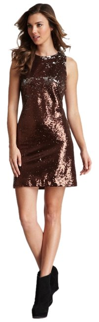 Preload https://item2.tradesy.com/images/w118-by-walter-baker-bronze-silver-new-aleesa-gold-sequin-new-years-eve-mid-length-cocktail-dress-si-10332436-0-3.jpg?width=400&height=650