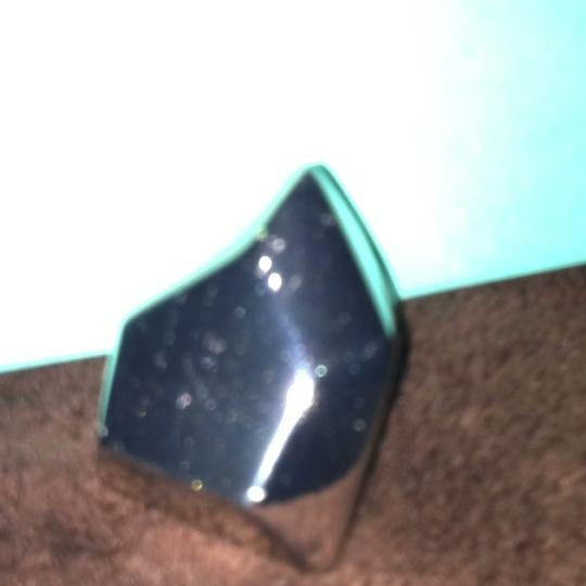 Marc Jacobs Geometric Silver Ring