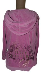 Juicy Couture Hoodie Jacket Jacket