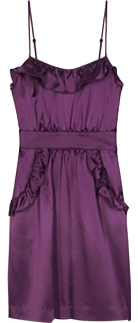 Preload https://item3.tradesy.com/images/marc-jacobs-by-purple-silk-short-cocktail-dress-size-2-xs-10334002-0-1.jpg?width=400&height=650