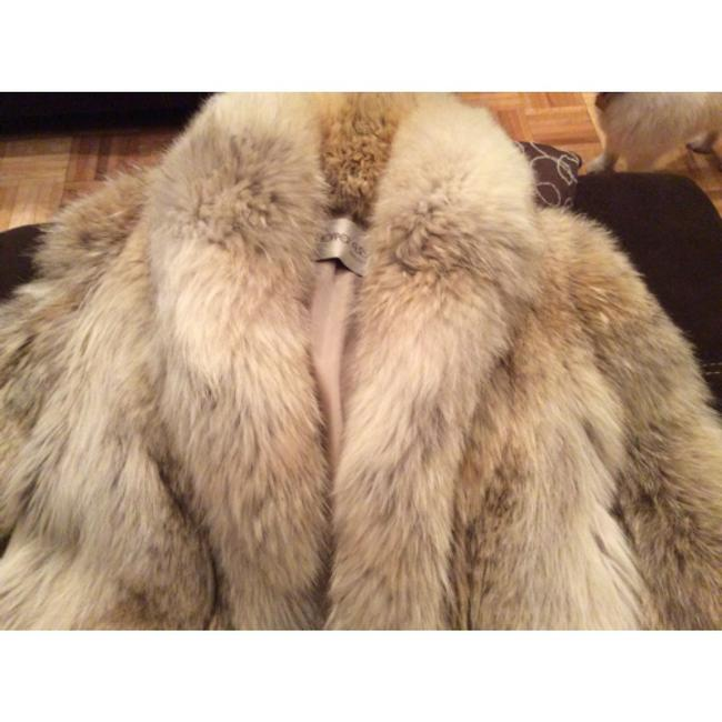 Hopper Furs Lynx Genuine Winter Glam Fur Coat