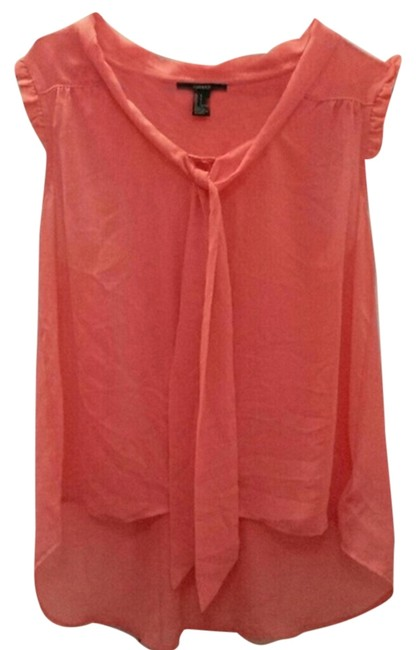 Preload https://item3.tradesy.com/images/forever-21-pink-blouse-size-4-s-10335667-0-1.jpg?width=400&height=650