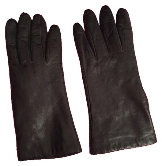 Preload https://img-static.tradesy.com/item/10337593/saks-fifth-avenue-dark-brown-leathercashmere-gloves-0-1-540-540.jpg