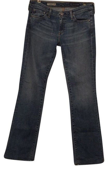 Preload https://item2.tradesy.com/images/ag-adriano-goldschmied-blue-the-colette-boot-cut-jeans-size-28-4-s-10337761-0-1.jpg?width=400&height=650