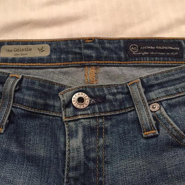 AG Adriano Goldschmied The Colette Boot Cut Jeans